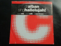 DR.  ALBAN   -  SING   HALLELUJAH !   ,  MAXI   CD   1993 ,  CARDSLEEVE  CHEIRON