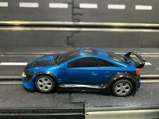 SCX Compact 1/43 Tuning Car Slot Car BLUE