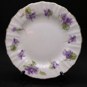 Vintage Royal Doulton Small Fluted Side Plate from 1923