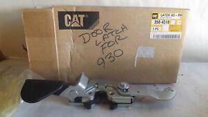 NEW OEM Caterpillar CAT Right Door Handle 350-4518 Loader Tool Carrier