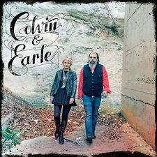 Shawn Colvin & Steve Earle / Colvin & Earle - Vinyl LP 180g