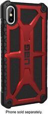 Urban Armor Gear - Monarch Series Case for Apple® iPhone® XS Max - Crimson