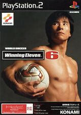 Used PS2 World Soccer Winning Eleven 6 Import Japan