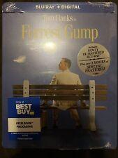 Forrest Gump Best Buy Exclusive Steelbook Blu Ray A Robert Zemeckis Film