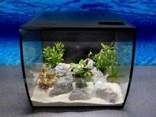 Fluval Flex 57l Nano Aquarium schwarz Komplettaquarium +Filteranlage +RGB Licht