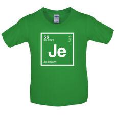 Vêtements verts en jean pour garçon de 2 à 16 ans