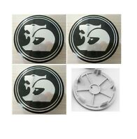 Set of 4 Wheel Centre Caps Holden 63mm HSV Coupe V2-VY VZ VE VF EX GTS Commodore