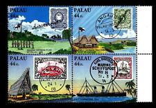 PALAU - PA - 1985 - Centenario della prima occupazione tedesca (1885 - 1914)