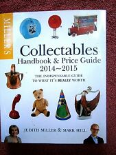 MILLER'S   COLLECTABLES  HANDBOOK  &  PRICE  GUIDE  2014 - 2015     [SOFT COVER]