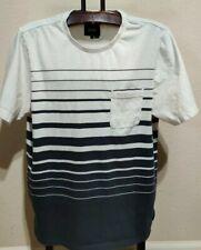 Vintage Ripcurl Striped T-Shirt (Mens XL)
