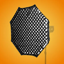 "Godox Octagon 140cm / 56"" Grid Honeycomb Softbox with Bowens Mount Speedring"