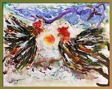 RETOUCHED  PRINT Jorge Garza Yupo Angry Birds