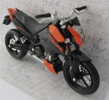 2 Wheelers / KTM  690 Duke / Motorrad / 1:18 / Maisto / im Blister /Neu OVP
