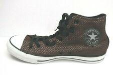 Converse Size 11 Brown High Top Sneakers New Mens Shoes