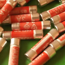 Plug Fuses Mains 13 Amp Mixed Fuse 3 Amp 5 A 13A Household x 30pcs or any mix