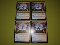 Master the Way x4 - Khans of Tarkir - Magic the Gathering MTG 4x Playset