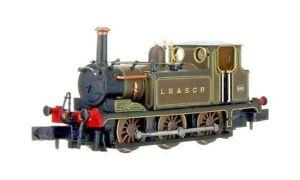 Dapol 2S-012-014,N gauge,Class A1X Terrier , 0-6-0T tank loco 643 'Gypsy Hill'