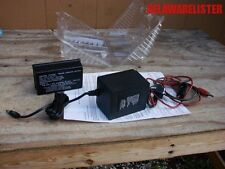US Military Radio Battery Charger BB-490/u w/Adapters/Cables NOS