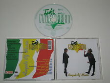TIKIMAN Y ORO SQUAD/ANGELS OF MUSIC (HIBISCUS 94009)CD