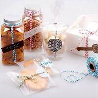 100m Cotton Cord Twine Bundle String Ribbon Chrismas Gift Wrap Best Grateful