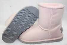 NEW Infant Toddler Girls Size 11 / 12 AUSTRALIA LUXE Love Pink Boots Shoes