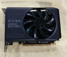 EVGA GeForce GTX 750 Ti Gaming 2GB GDDR5 Graphics Card