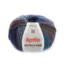 AZTECA FINE von Katia - AZULES (210) - 100 g / ca. 270 m Wolle