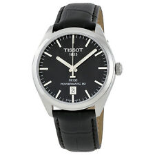 Tissot PR 100 Automatic Black Dial Mens Watch T101.407.16.051.00