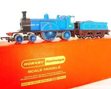 "Triang Hornby OO CALEDONIAN ""BLUE BELLE"" Single Wheeler STEAM LOCOMOTIVE NMIB`68"