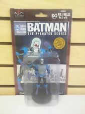 Eaglemoss Batman the Animated Series Figure Collection Series 2 #1 Mr. Freeze