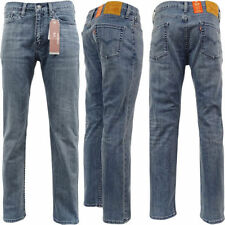 Levi's Stonewashed Classic Fit, Straight Jeans for Men