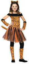 Tigress Kid's Halloween Costumes-Medium