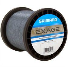 Shimano EXAGE 0,20mm - Gro�Ÿspule Angelschnur - Monofile Schnur