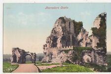 Knaresborough Castle Vintage Postcard 376a