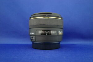 Secondhand Sigma 30Mm F1.4 Ex Dc Hsm For Canon Interchangeable Lenses