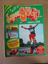 SUPERGULP Fumetti in TV n°10 1978 L' Uomo Ragno I Fantastici Quattro  [G254A]