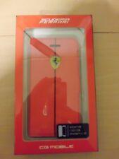 BOITIER CUIR FERRARI POUR IPhone 5 / 5S - NEUF
