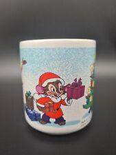 Feivel der Mauswanderer Weihnachtstasse Sammeltasse 1991 Tasse Mug Cup