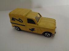 Renault 4L Firma Majorette Maßstab 1/55  Nr.230 70er Jahre