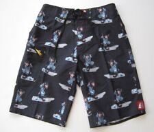 Matix Men's The Monkey Board Short Boardshort  Swim Pants Navy Blue Sz 28 - NWOT