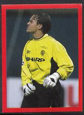 Futera Football Sticker - Europe 2000 - Man Utd - No 43 - Mark Bosnich
