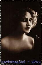 Postcard - Pina Menichelli - Cinema Attrice - Actress Movie Star - PM001