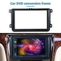 Double Din Frame Car Stereo Radio Fascia Panel DVD Player Interior Trim Kit