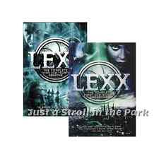 Lexx The Complete Series Seasons 1 2 3 4 Box / Set(s) DVD NEW!