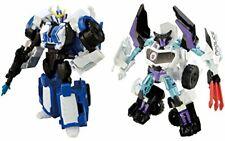 NEW TakaraTommy TransformersTavvs03 Strong Arm Vs Phantom Joe From Japan /C1 F/S