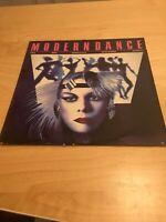 Various - Modern Dance - NE 1156 - vinyl LP - uk