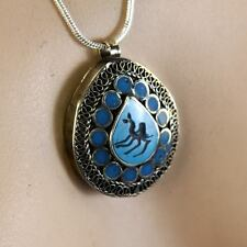 BellyDance ATS tribal PENDANT (Chain not included) Afghani Kuchi 731m5