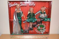 2000 playline Colector musical cantando Vacaciones Barbie, Stacie & Kelly Conjunto de Regalo