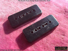 Vintage 1950's Gibson p-90 Soapbar Pickup Covers Les Paul Special 1956 1957 1958