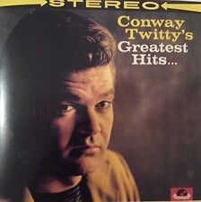 Conway Twitty 's Greatest Hits (16 tracks, #polydor 833729-2) [CD ALBUM]